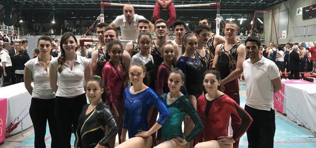 Ce ne sont pas moins de 17 gymnastes, 5 coachs, 7 juges et une quinzaine d'accompagnateurs des Cadets et Cadettes de Saint Michel de LIMOGES qui se sont déplacés le […]