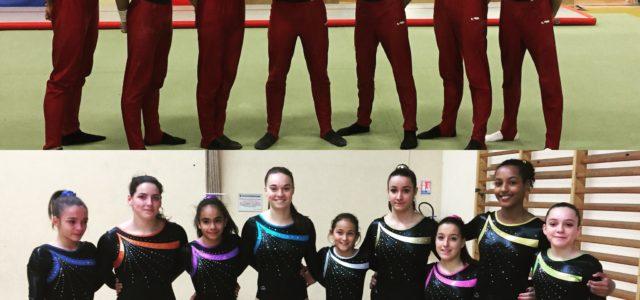 Sur 18 gymnastes des CSM engagés, 17 se sont qualifiés pour les Demi-Finales à Brest les 27 et 28 Janvier 2018. Nos 8 garçons concouraient tous en catégorie Senior. […]